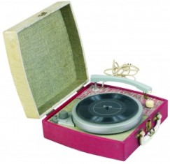 70 style record player